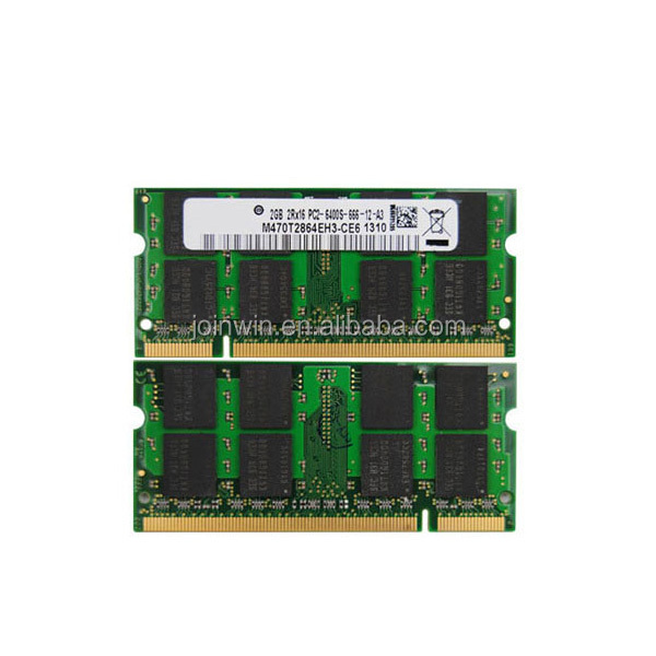 Best selling consumer products 128mbx8 2gb ddr2 sodimm ram
