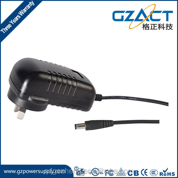 12v 3a dc power adapter for router with magnet ring anti-interference 36w adapter