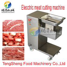 High quality stainless steel meat slicer cutting machine/ beef slicer machine