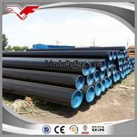 Newly Produced Large Diameter 250mm ASTM A53 / API 5L Mild Seamless Carbon Steel Pipe