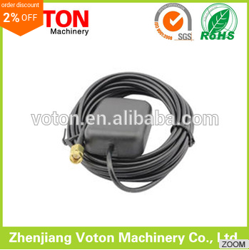 Factory Price communication SMA Male Plug Connector RG174 cable GPS Active wifi antenna
