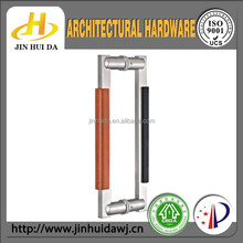 JHD-926 unique square door handle for resturant