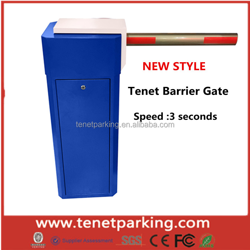 TENET Automatic Parking lot Access Control Boom Barrier Gate For Traffic Road/Access Control Remote Control