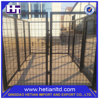 ISO9001 Certificate Supper Quality Dog Kennel Factory Direct