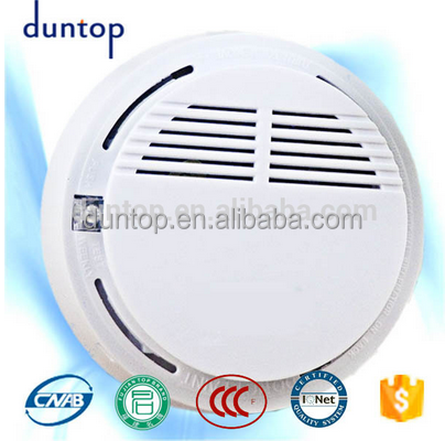Hot sale! VdS, LPCB, BOSEC en14604 certified smoke detector GS506 NF smoke alarm