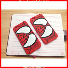 Spider-man silicone phone case for silk screen ( KMS1700)