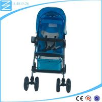 latest aluminum swing travelling duet economic tricycle Infant stroller pram