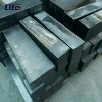 1770< Refractoriness< 2000 Refractoriness (Degree) Magnesia Carbon Steel Ladle Refractory Fire Bricks