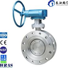 CHINA made low price wafer type electric magnetic actuator wafer type globe valve