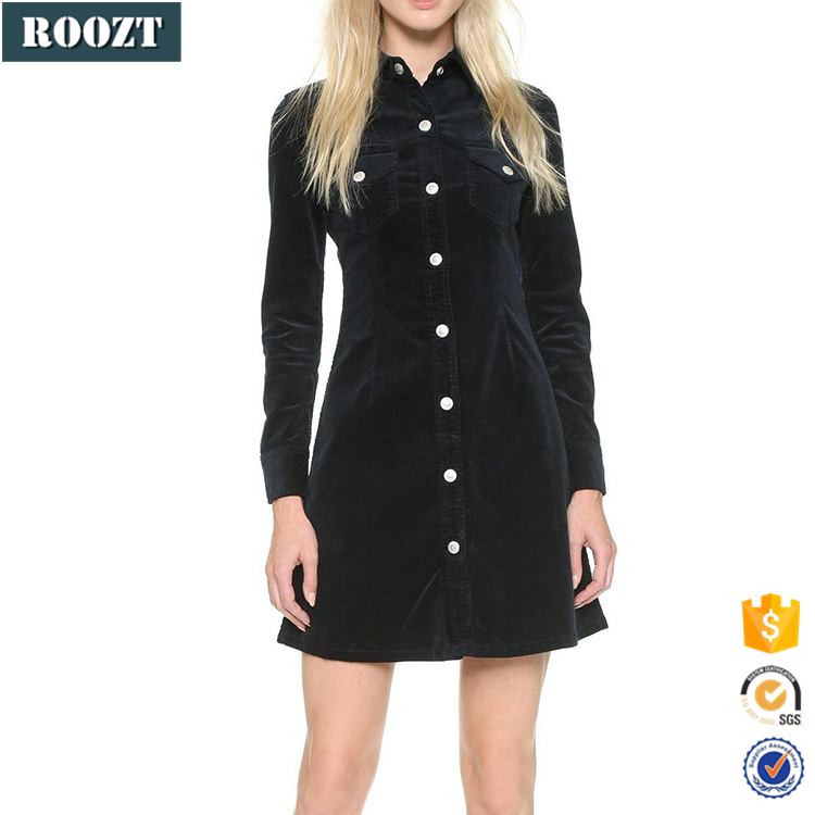 Designer Ladies Fashion Latest Classy Sexy Dress Winter Short Dress