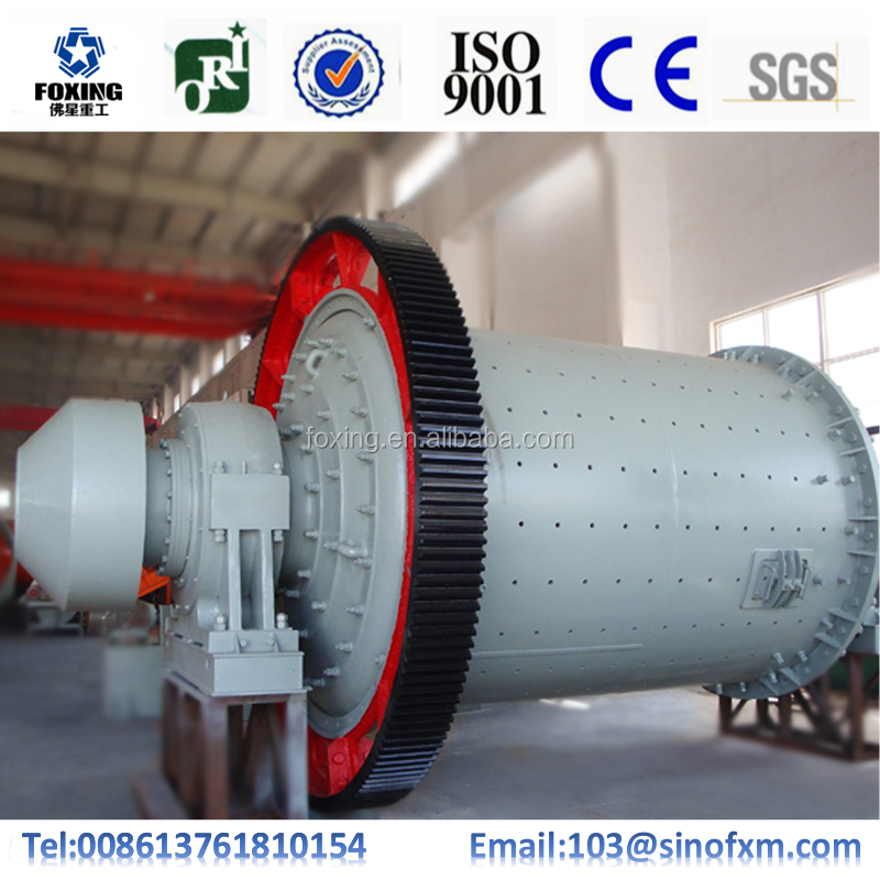 1500*3000 Continuous Gold Ball Mill/Steel Rolling Mill/Small Ball Mill Hot Sale