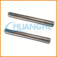 china suppliers fasteners double end thread adjustment rod