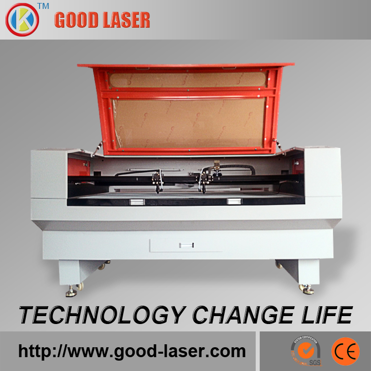 High precision CCD positioning laser cutting/engraving machine price