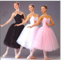 White Swan Lake Ballet Tutu Costumes