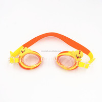 Soft Silicone Frame Child anti fog kids Swimming Goggles