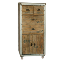 Industrial Home Furniture Antique Chest Of Drawers Design