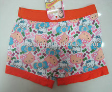 new arrival sexy boxer underwear for growing girls