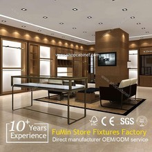 luxury clothes shop fitting garment showroom decoration clothing store showcase