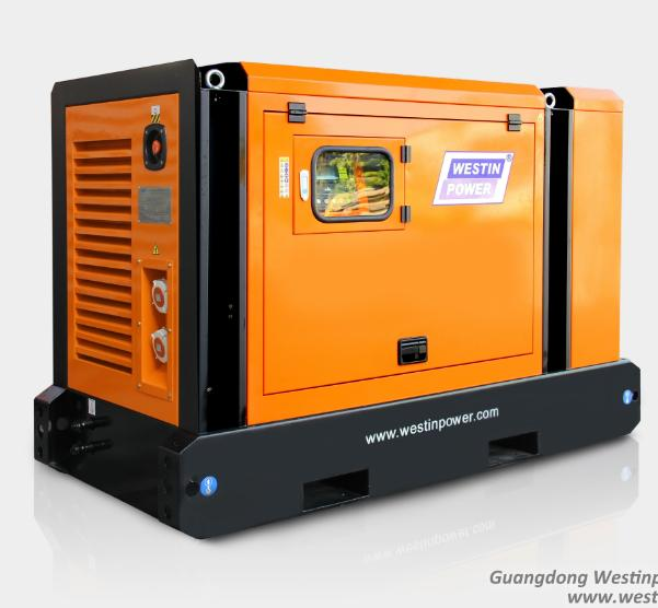 10 KVA to 3300 KVA silent generator diesel engine 1 year warranty