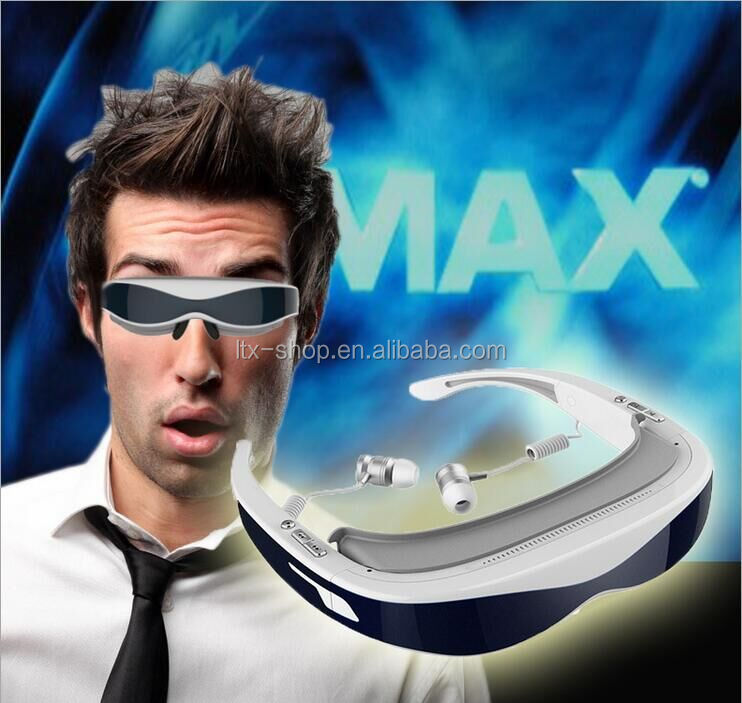 Cheap Smart 3D Video Bluetooth Glasses Eyewear 1080HD 3D Movies Free Download 360 Degree VR Camera Glasses