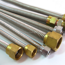 stainless steel braided flexible metal hose water connector