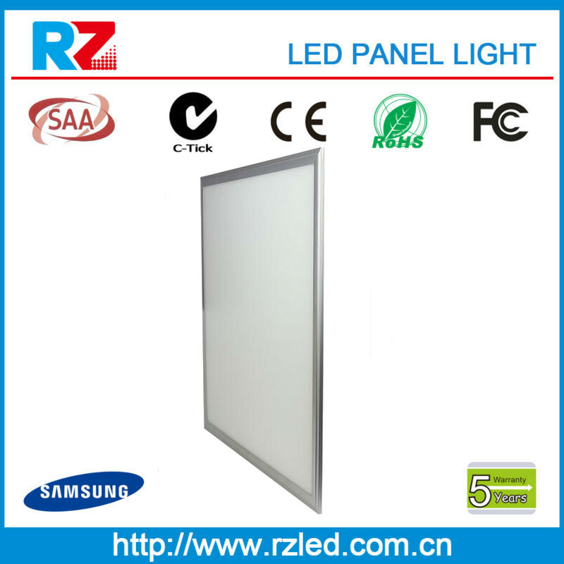 2016 New product CE/RoHS/SAA Approval grille cheap flourescent troffers panel replacement 1x4 FT rectangular led panel light