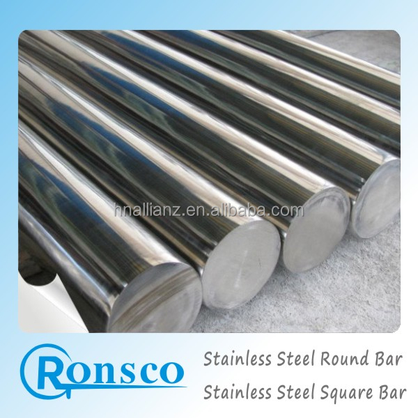 Astm A276 304l 304 316 316l 410 420 Stainless Steel Round Bar
