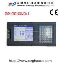 Economic 3 Axis Milling CNC Controller for Machine Center