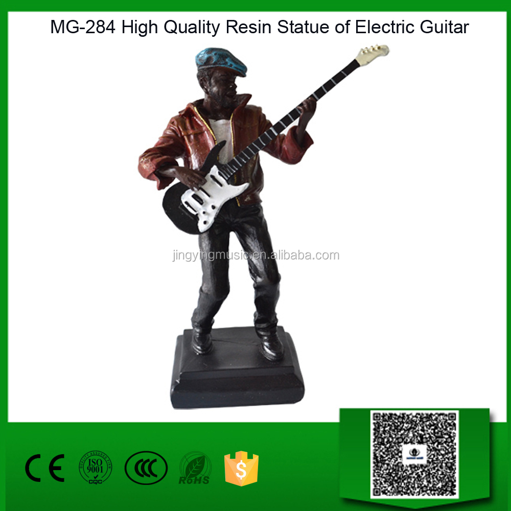 MG-284 High Quality Resin Statue of Electric Guitar
