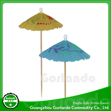 Party Custom Paper Cocktail Umbrellas Picks