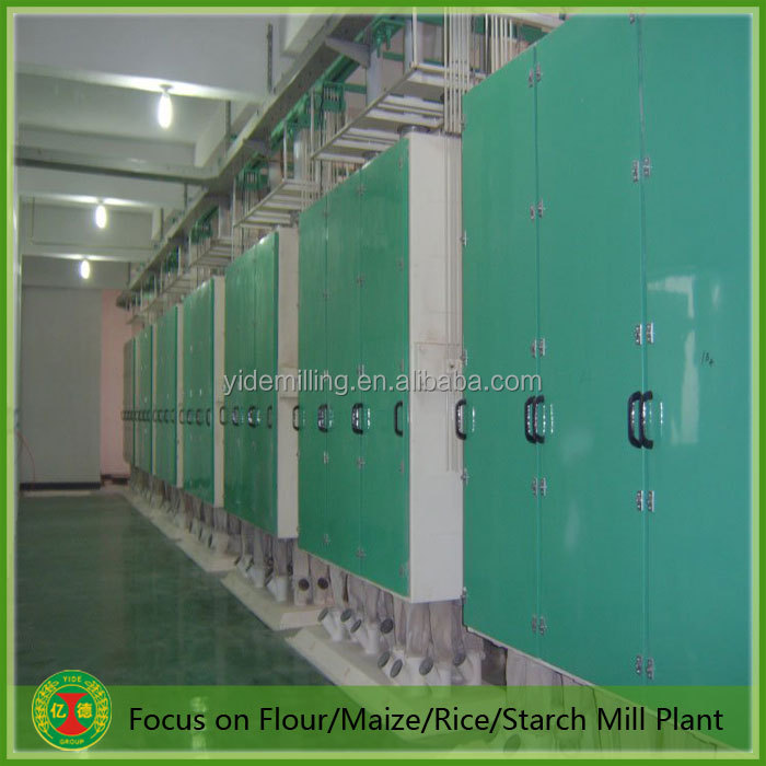Low price High cost-performance environmental flour mill plansifter