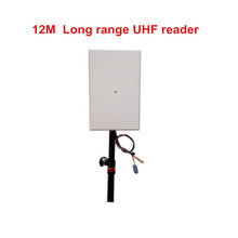 Ultra High Frequency RFID Readers 12M UHF Mid Range RFID Reader Wiegand 26/34 Passive RFID Reader Writer