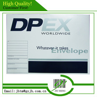 New! High quality Wholesale customized UPS logistics and express peel and seal Cardboard Express Envelope
