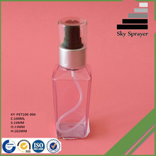 complete production line luxury packaging glass water mist spray bottle