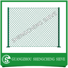 China supplier Chain link fence wire mesh for sale