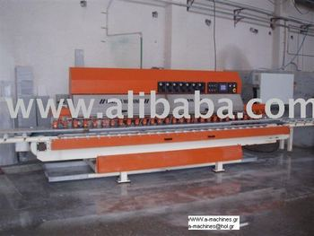 EDGE BEVELLING BULLNOSE MARBLE POLISHING MACHINE