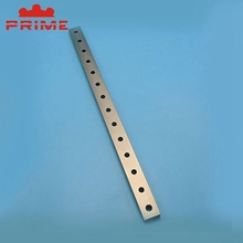 Brown Anodized Alloy Small Machine Aluminum Cnc Machining Truck Part