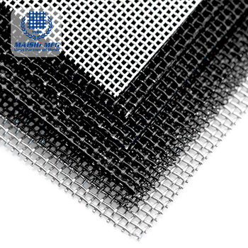 10 mesh stainless steel window security screen