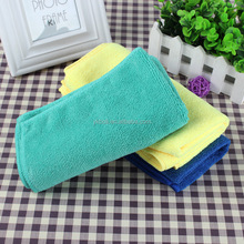 2017 Non-linting microfiber car cleaning towel car wash cloth wiping rags