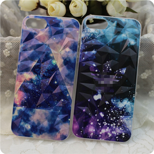 fantastic starry sky phone case for iphone for iphone