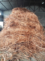 Copper Wire Scrap 99.99%44