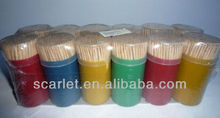 1000pcs BAMBOO TOOTHPICKS for one box