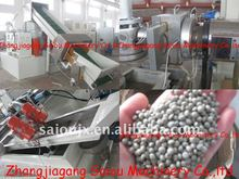 densifier for plastic Plastic Film Agglomerate