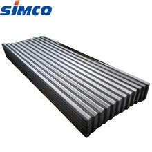 0.35mm Aluminum Zinc Coated Galvanized Corrugated Roofing Sheet design