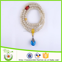 wall bodhi seed beads rosary Indian Buddhism Hindu rosaries jewelry