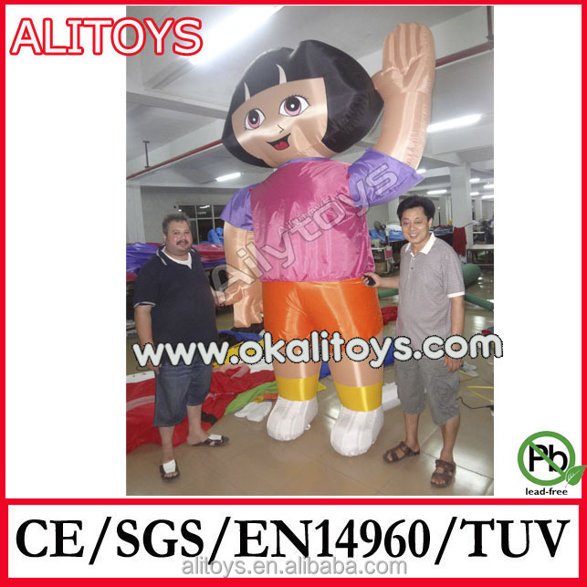 Ali Giant Inflatable Advertising Model for sale