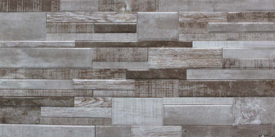 2015 latest design 3D inkjet wall tile wall tile wood look ceramic ...