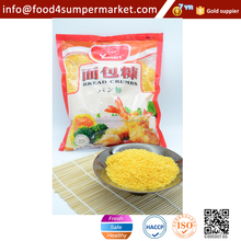 crisp 4-6mm baked bread crumbs panko