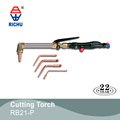 Patent Owned Transformers Cutting Torch For British Type With Mixer +3Tips 1pc Heating Tip