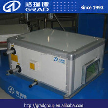 Energy recovery fresh air ahu Hvac air conditioner air handling unit